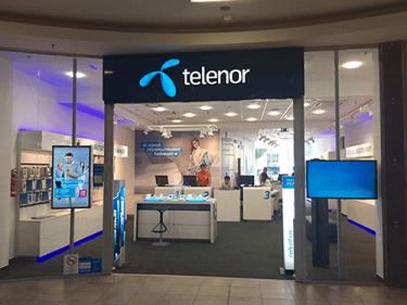 TELENOR - Felfedező mobil applikáció